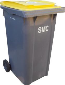 bac jaune SMC