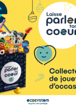Collecte de jouets d'occasion du 16 au 24 novembre 2019